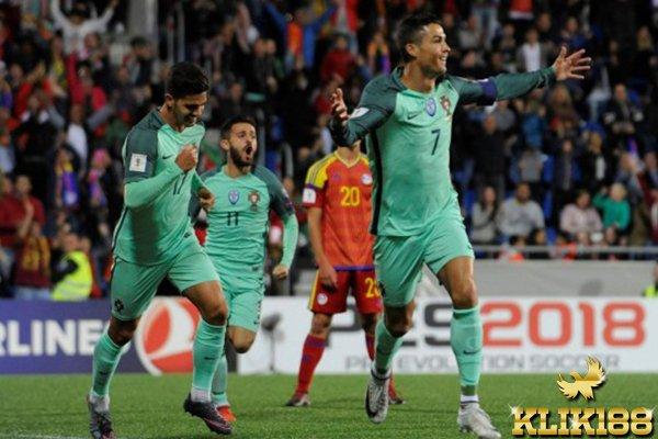 Portugal Menangkan Laga Kontra Andorra Guna Jaga Posisi