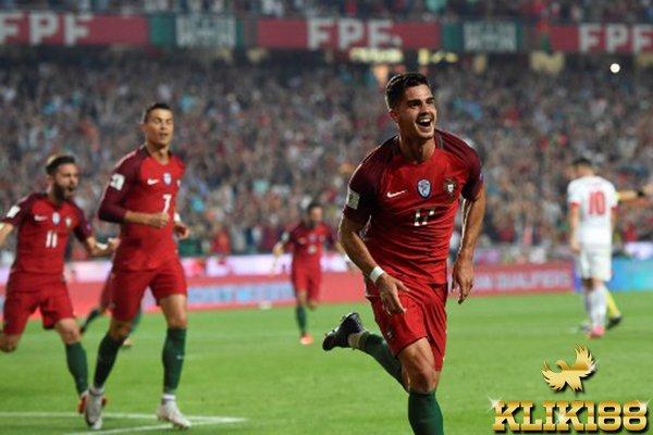 Portugal Sukses Rebut Posisi Pemuncak Dengan Tumbangkan Swiss