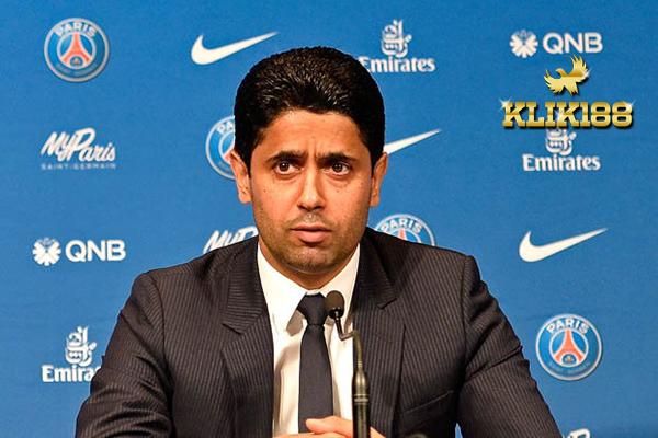 Presiden PSG Terlibat Kasus Penyuapan Hak Siar Piala Dunia