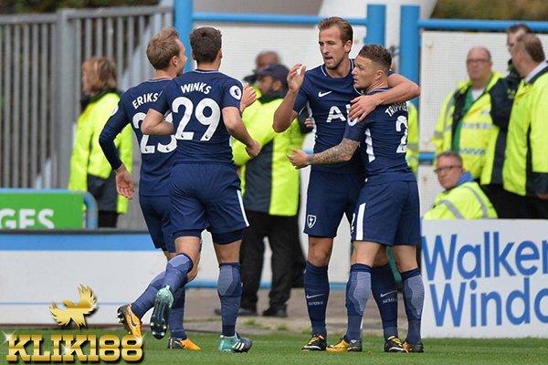 Produktifitas Gol Kane Bawa Tottenham Gulung Huddersfield