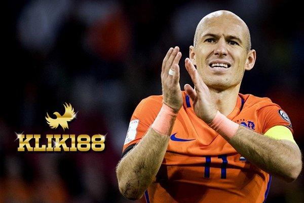 Robben Katakan Suatu Saat Belanda Akan Kembali ke Masa Jayanya
