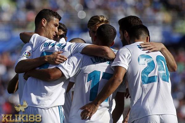 Ronaldo Jadi Penentu Kemenangan Real Madrid Atas Getafe
