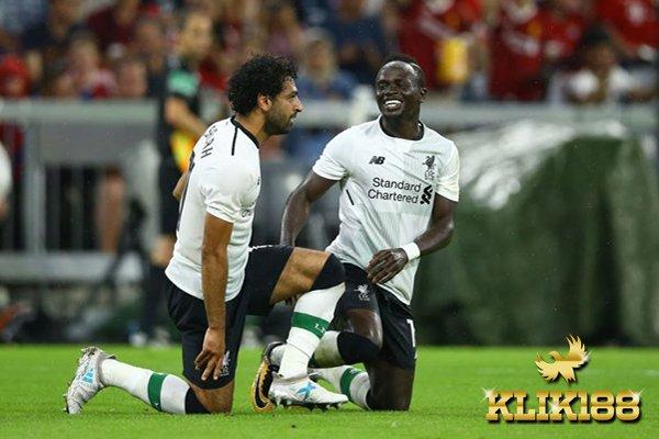 Salah Minta Liverpool Tak Perlu Khawatirkan Soal Mane