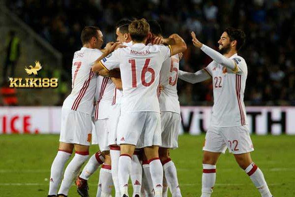 Spanyol Raih Kemenangan Sempurna Dengan Mengalahkan Israel