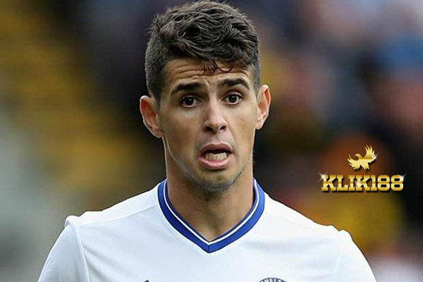 Terungkap Alasan Dibalik Kepergian Oscar Dari Chelsea