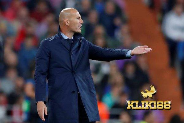 Zidane Sebut Tottenham Merupakan Lawan yang Baik Untuk Madrid