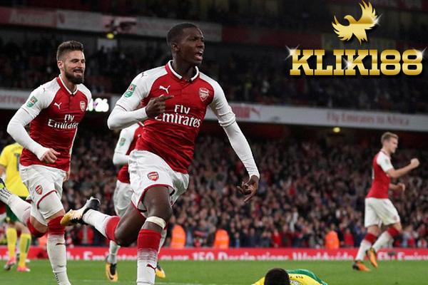 Hadapi West Ham Arsenal Prioritaskan Pemain Muda