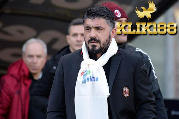 Gattuso Tidak Pernah Berpikir Untuk Mengundurkan Diri