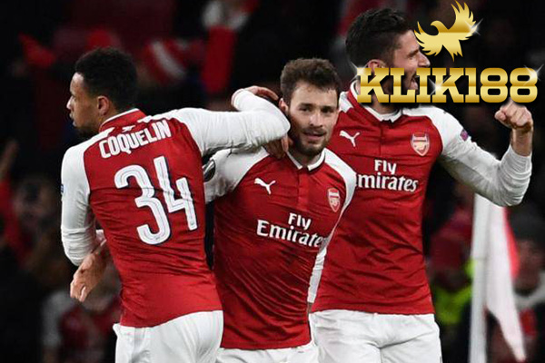 Laporan Pertandingan Arsenal VS BATE Barisov Skor 6-0