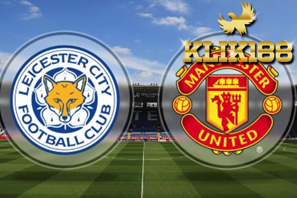 Laporan Pertandingan Sepakbola Leicester City VS Manchester United