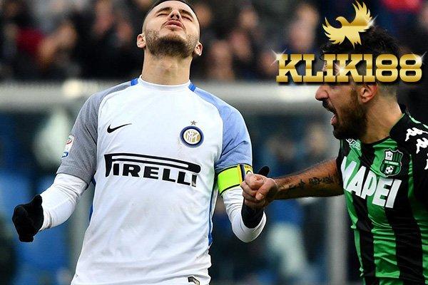 Kembali Menelan Kekalahan Inter Milan Pertajam Lini Serang