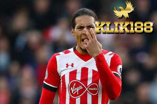 Southampton Siap Lepas Van Dijk Dengan Harga Yang Fantastis