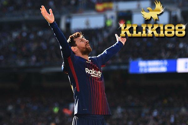 Sensasi Permainan Lionel Messi Terus Terbangkan Barcelona