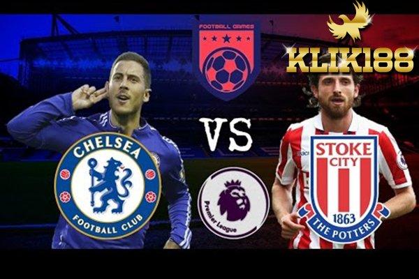 Prediksi Pertandingan Sepakbola Chelsea VS Stoke City 30 Desember
