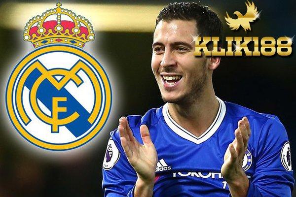 Eden Hazard Tolak Perpanjang Kontrak Di Chelsea Ungkap Ayah Hazard