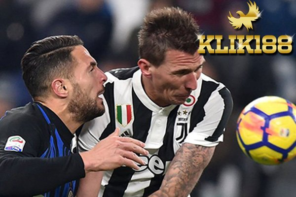 Hasil Pertandingan Sepakbola Juventus vs Inter Milan Skor Kacamata