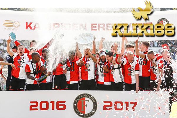 Akhir Yang Bahagia Si Terbaik Ketiga Liga Belanda