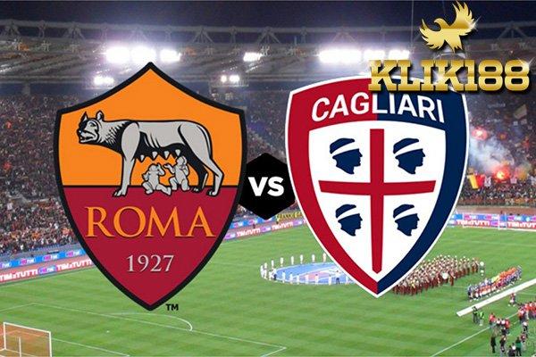 Prediksi Sepak Bola AS Roma vs Cagliari 17 Desember 2017