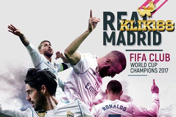 Laporan Pertandingan Sepakbola Real Madrid VS Gremio