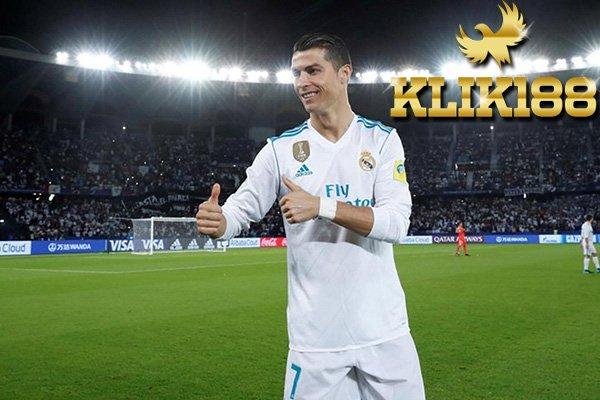 Cristiano Ronaldo Ingin Gantung Sepatu di Real Madrid