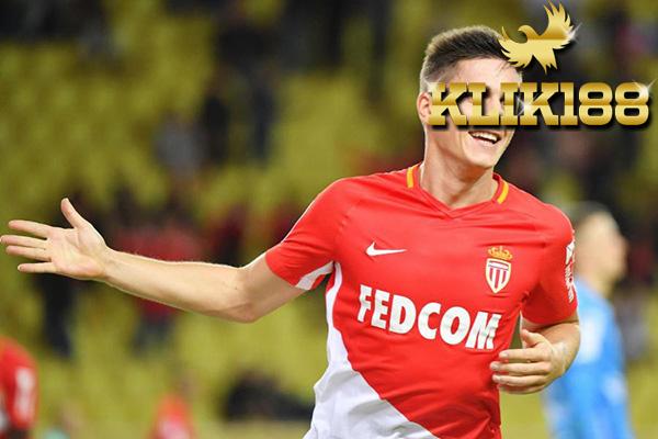 Crystal Palace Cari Pemain Depan Dan Memantau Penyerang AS Monaco