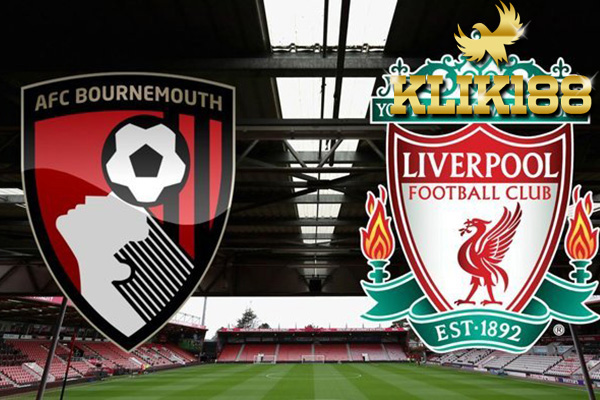 Laporan Pertandingan Sepakbola Bournemouth VS Liverpool