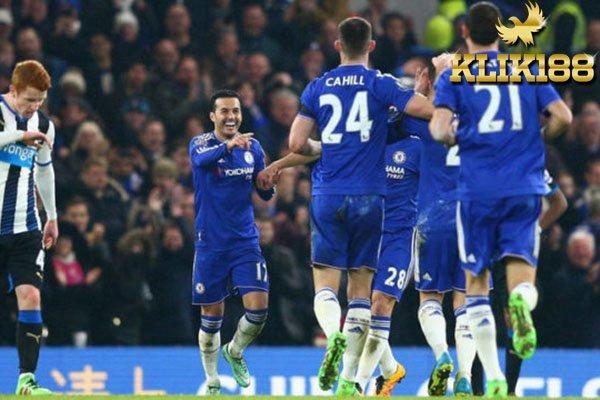 Data dan Fakta English Premier League Chelsea vs Newcastle