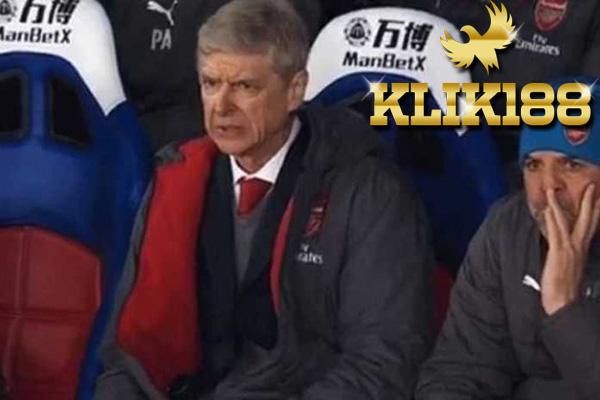 Arsene Wenger Setuju Dibilang Frustrasi Lihat Arsenal