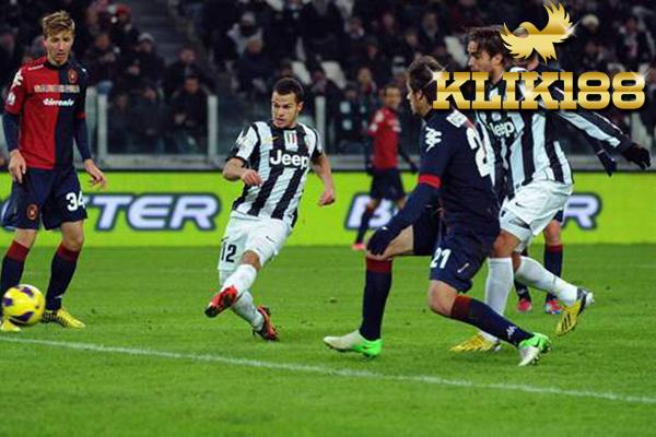 Prediksi Pertandingan Sepakbola Cagliari vs Juventus 7 Januari