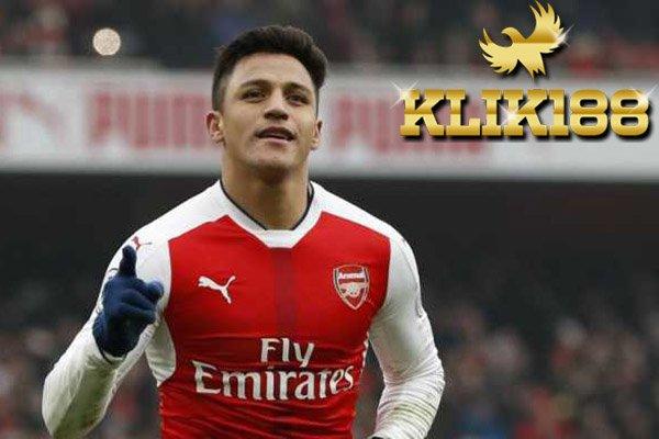 Arsenal Jual Alexis Sanchez Januari Ini Jika Dapatkan Mahrez
