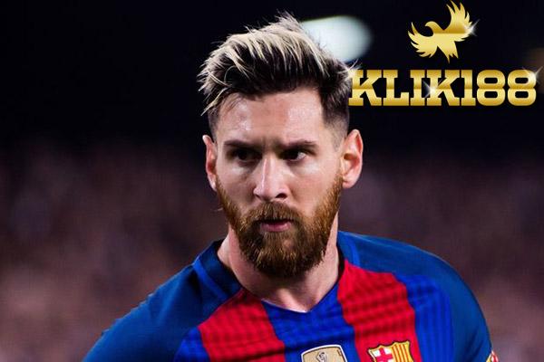 Lionel Messi Mulai Merasakan Singgasana La Liga Spanyol