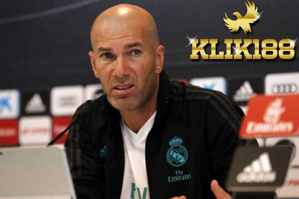 Zinedine Zidane Tetap Bangga Real Madrid Gagal Menang