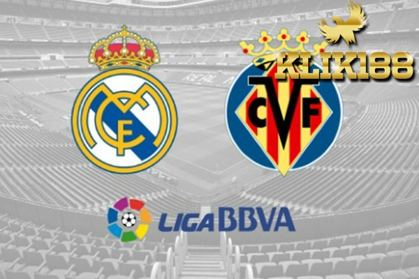 Prediksi Pertandingan Sepakboa Real Madrid VS Villarreal