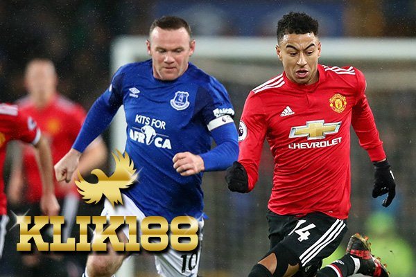 Laporan Pertandingan Sepakbola Everton VS Manchester United