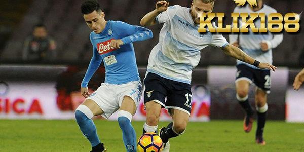 Prediksi Pertandingan Sepakbola SerieA Italia Napoli VS Lazio