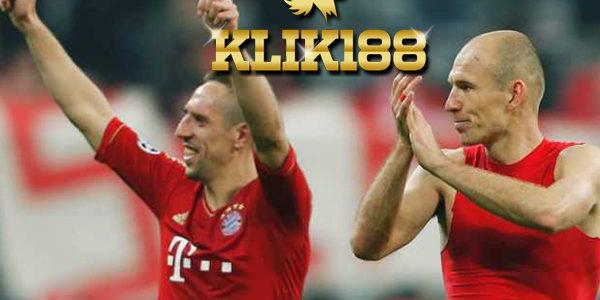 Munchen Tawarkan Kontrak Baru Bagi Robben Dan Franck Ribery