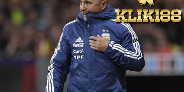 Komentar Jorge Sampaoli Usai Argentina Dibantai Spanyol