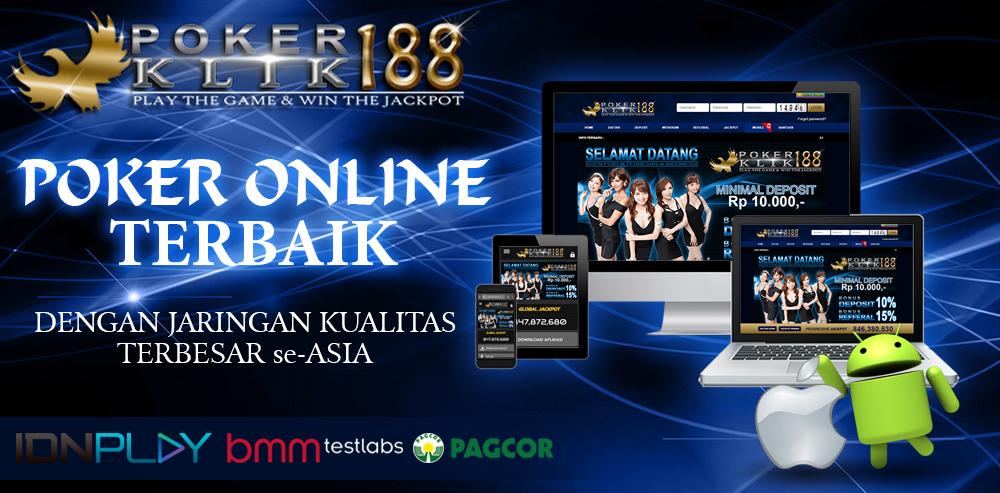 Cara Daftar Poker Online di POKERKLIK188