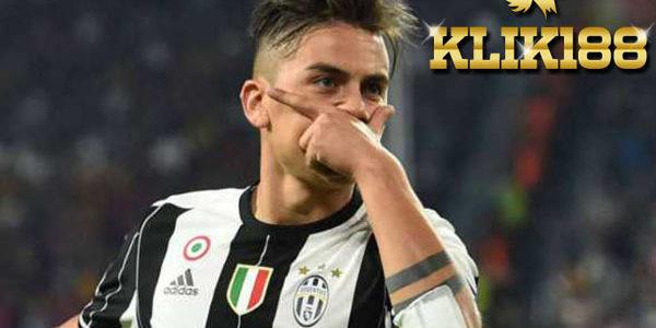 Juventus Coret Paulo Dybala Untuk Laga Kontra Napoli