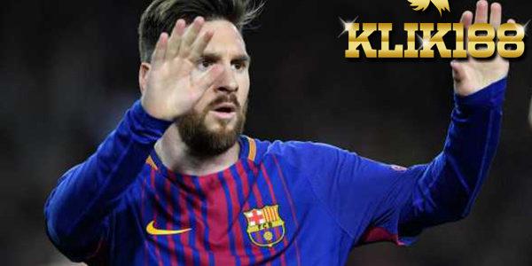 Lionel Messi Kian Dekat Kalahkan Rekor Mantan Bintang Barcelona