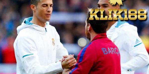 Saya Tidak Bersaing dengan Cristiano Ronaldo Ungkap Lionel Messi