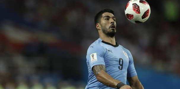Luis Suarez Pastikan Uruguay Tetap Menggigit Tanpa Cavani
